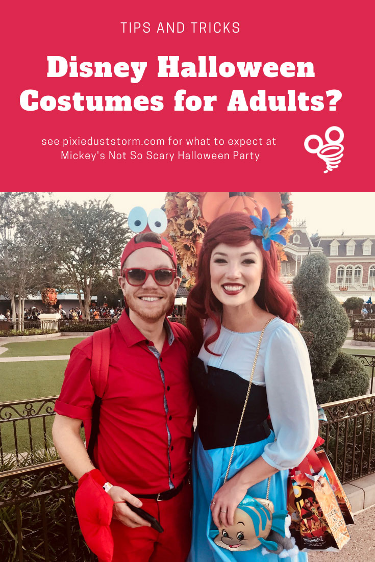 Disney Halloween Party Costume Ideas For Adults.The Ultimate Disney Halloween Costume Collection Pixie Dust Storm