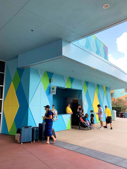 Disney's Art of Animation Resort Review - Pixie Dust Storm